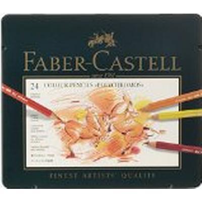 Faber-Castell Polychromos Colour Pencils Tin of 24