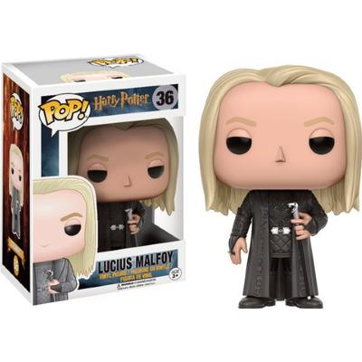 Funko Pop! Movies Harry Potter Lucius Malfoy