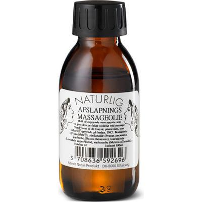 Rømer Natur Produkt Relaxation Massage Oil 100ml