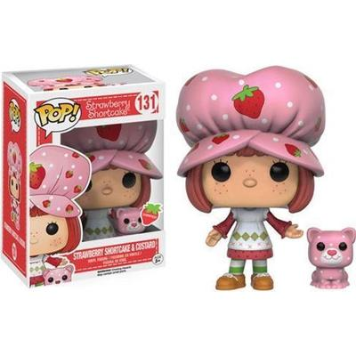 Funko Pop! Animation Strawberry Shortcake & Custard