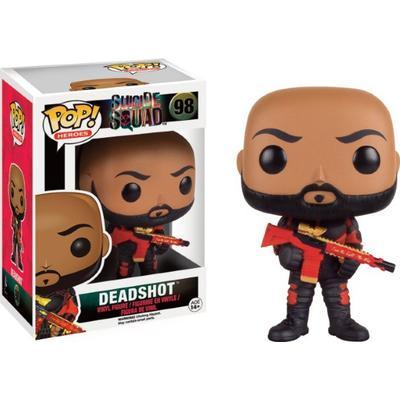 Funko Pop! Heroes Suicide Squad Deadshot