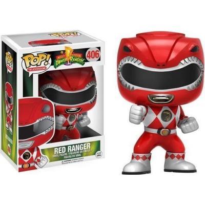 Funko Pop! TV Power Rangers Red Ranger