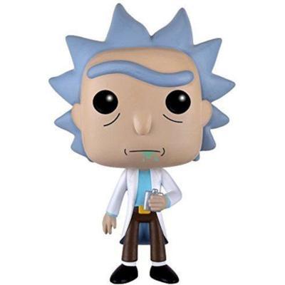 Funko Pop! Animation Rick & Morty Rick