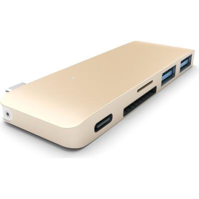 Satechi ST-TCUPG 2-Port USB 3.0/3.1 Extern