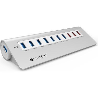 Satechi ST-U310PA 10-Port USB 3.0/3.1 Extern