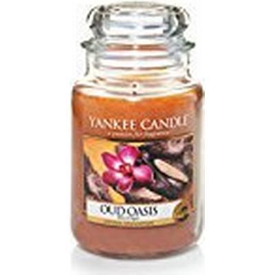 Yankee Candle Oud Oasis 623g Doftljus