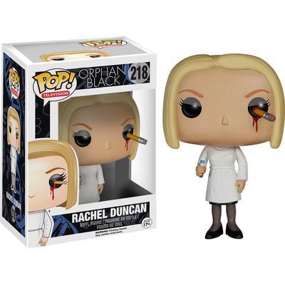 Funko Pop! TV Orphan Black Rachel Duncan with Eye Pencil