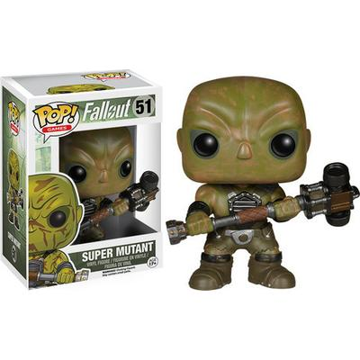 Funko Pop! Games Fallout Super Mutant