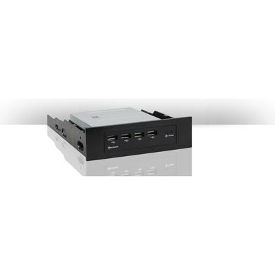 Sharkoon Internal Hub (4044951008872) 4-Port USB 2.0 Intern