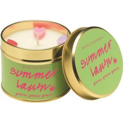 Bomb Cosmetics Aroma Candle Summer Lawn