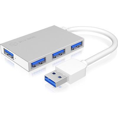ICY BOX IB-HUB1402 4-Port USB 3.0/3.1 Extern