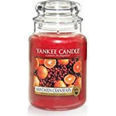 Yankee Candle Mandarin Cranberry 623g Doftljus
