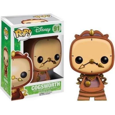 Funko Pop! Disney Cogsworth