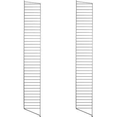 String 2 Golvgavlar 200x30 cm Hyllsystem