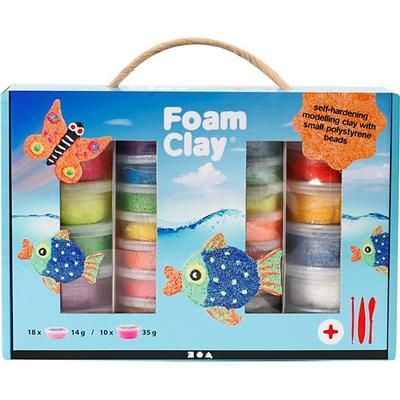 Foam Clay Modeling Clay Gift Box Mix