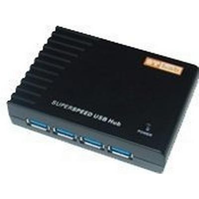 ST Lab U-540 4-Port USB 2.0 Extern