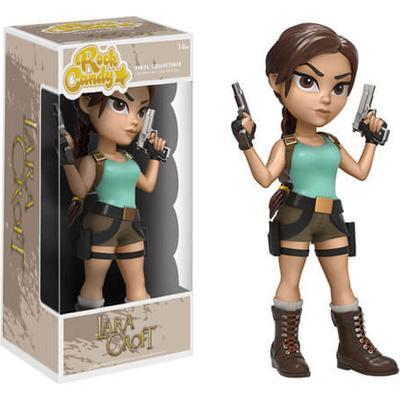 Funko Rock Candy Tomb Raider Lara Croft