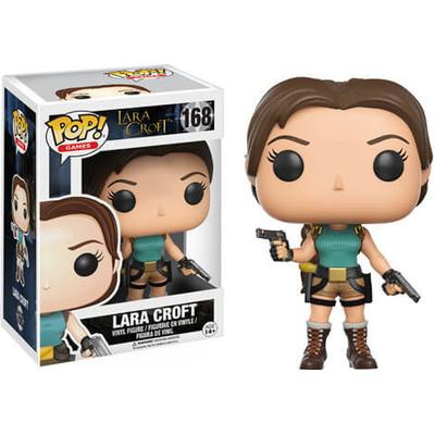Funko Pop! Games Tomb Raider Lara Croft