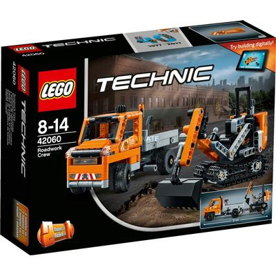 Lego Technie Roadwork Crew 42060