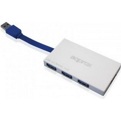 Approx APPHT5W 4-Port USB 3.0/3.1 Extern