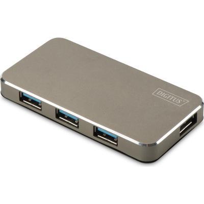 Digitus DA-70240 4-Port USB 3.0/3.1 Extern