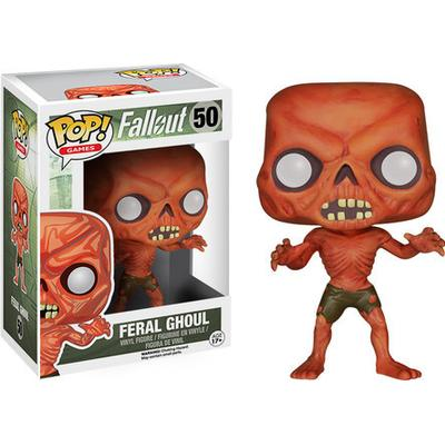 Funko Pop! Games Fallout Feral Ghoul