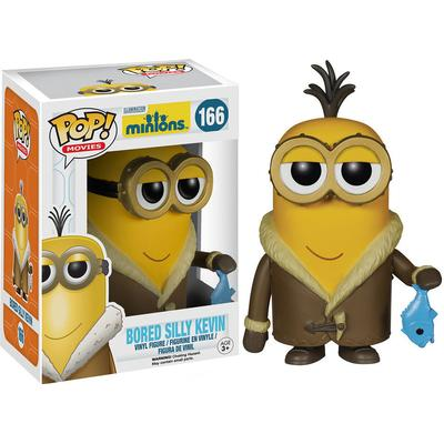 Funko Pop! Movies Minions Bored Silly Kevin