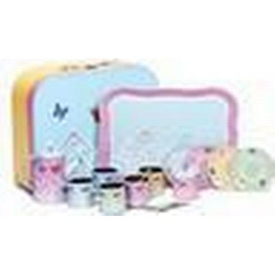 TOBAR Butterfly Tin Tea Set