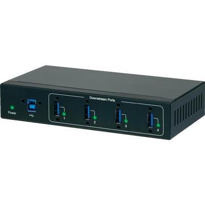 Renkforce 1171003 4-Port USB 3.0/3.1 Extern