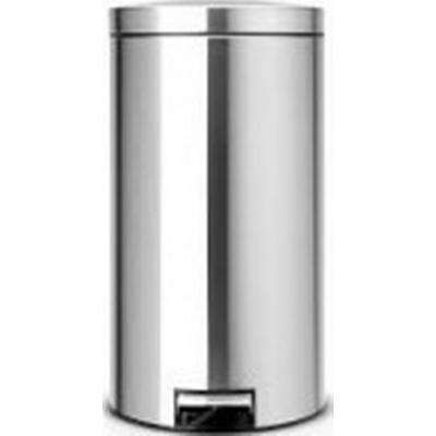 Brabantia Fingerprint Proof Pedal Bin 45L