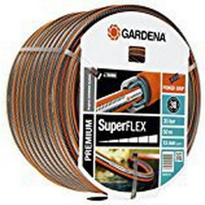 gardena premium superflex hose 13mm 1 2 50m sammenlign priser hos pricerunner. Black Bedroom Furniture Sets. Home Design Ideas