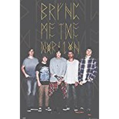 GB Eye Bring Me the Horizon Group Black 61x91.5cm Affisch
