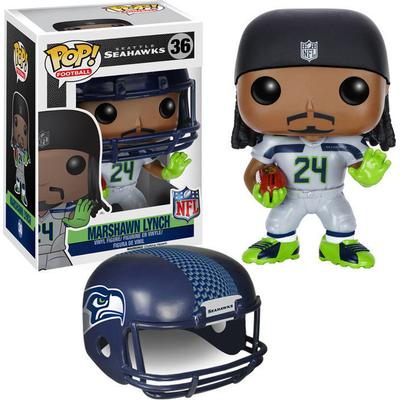 Funko Pop! Sports NFL Marshawn Lynch