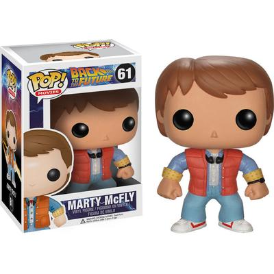 Funko Pop! Movies Back to the Future Marty McFly