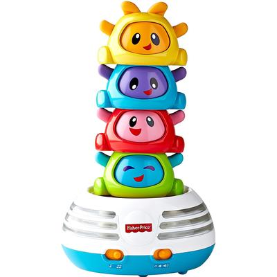 Fisher Price Build a Beat Stacker