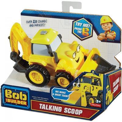 Fisher Price Bob the Builder Talking Scoop