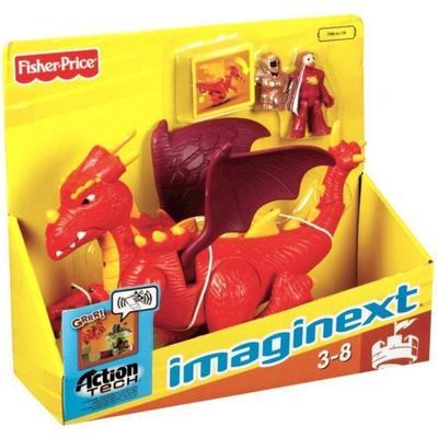 Fisher Price Imaginext Dragon Figurine