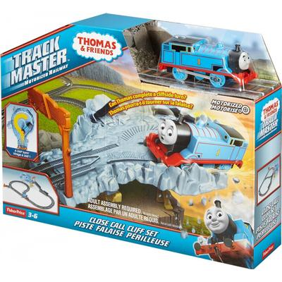 Fisher Price Thomas & Friends TrackMaster Close Call Cliff Set