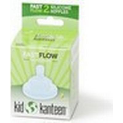 Klean Kanteen Nipple Fast Flow 2-pack