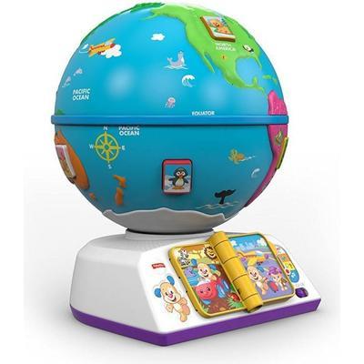 Fisher Price Laugh & Learn Greetings Globe