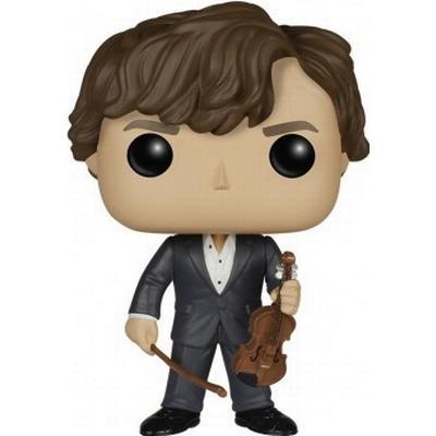 Funko Pop! TV Sherlock with Violin