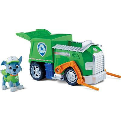 Spin Master Paw Patrol Rocky's Recycling Truck