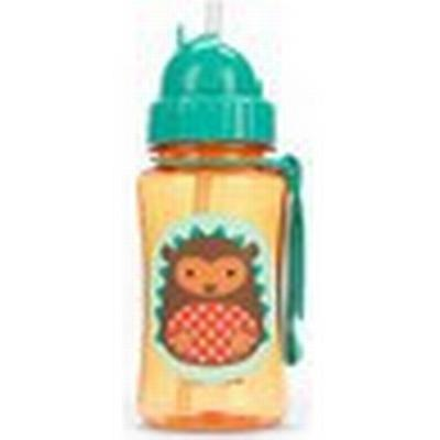 Skip Hop Zoo Straw Bottle Hudson Hedgehog