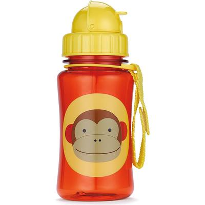 Skip Hop Zoo Straw Bottle Marshall Monkey