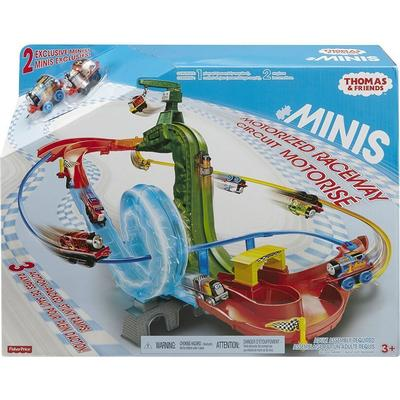 Fisher Price Thomas & Friends Minis Motorised Raceway Circuit Motorise