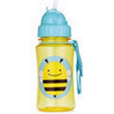 Skip Hop Zoo Straw Bottle Brooklyn Bee