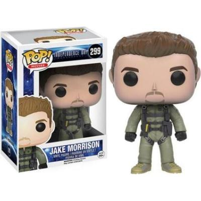 Funko Pop! Movies Independence Day Jake Morrison