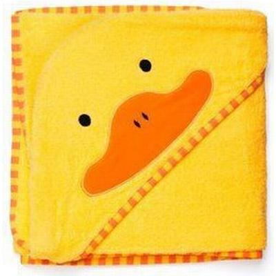 Skip Hop Zoo Hooded Towel & Mitt Set Duck