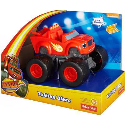 Fisher Price Blaze & the Monster Machines Talking Blaze