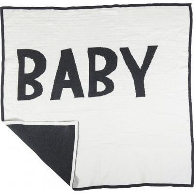 Sebra Knitted Baby Blanket Baby